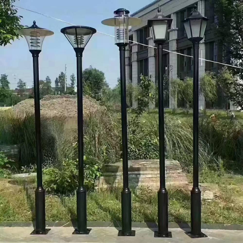 广西太阳能庭院灯