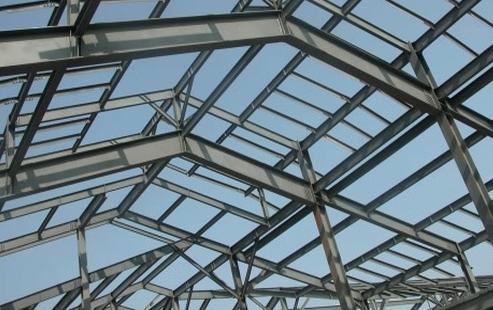 天水钢结构屋架