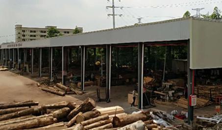 天水钢结构仓库