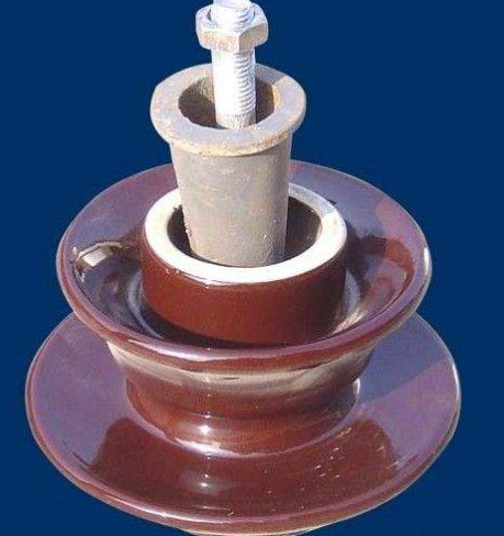 瓷瓶绝缘子侧面绑扎方法