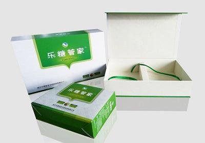 武汉保健品书型礼盒