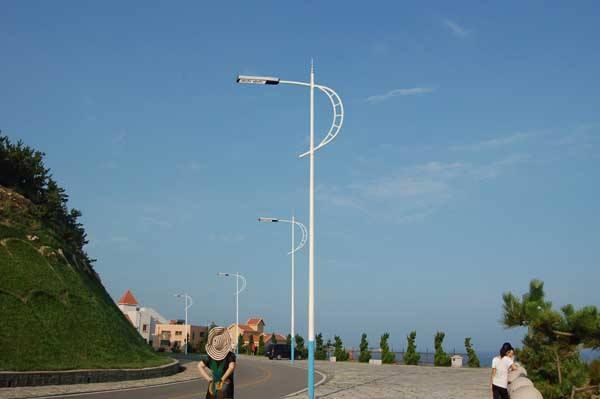 广西led太阳能路灯