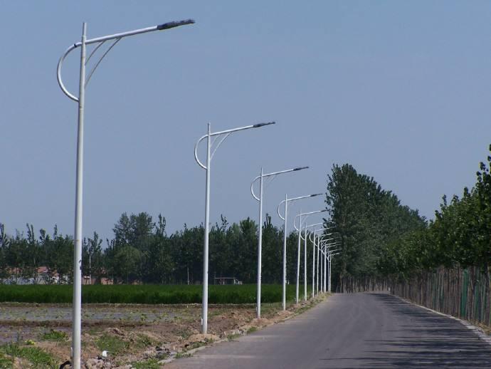 广西太阳能路灯