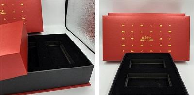 保健品包装礼盒