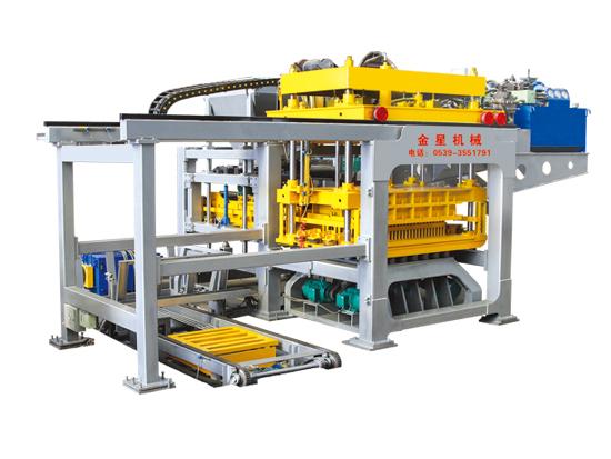 全自动透水砖机设备