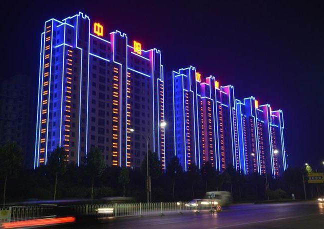 桂林喷泉夜景设计
