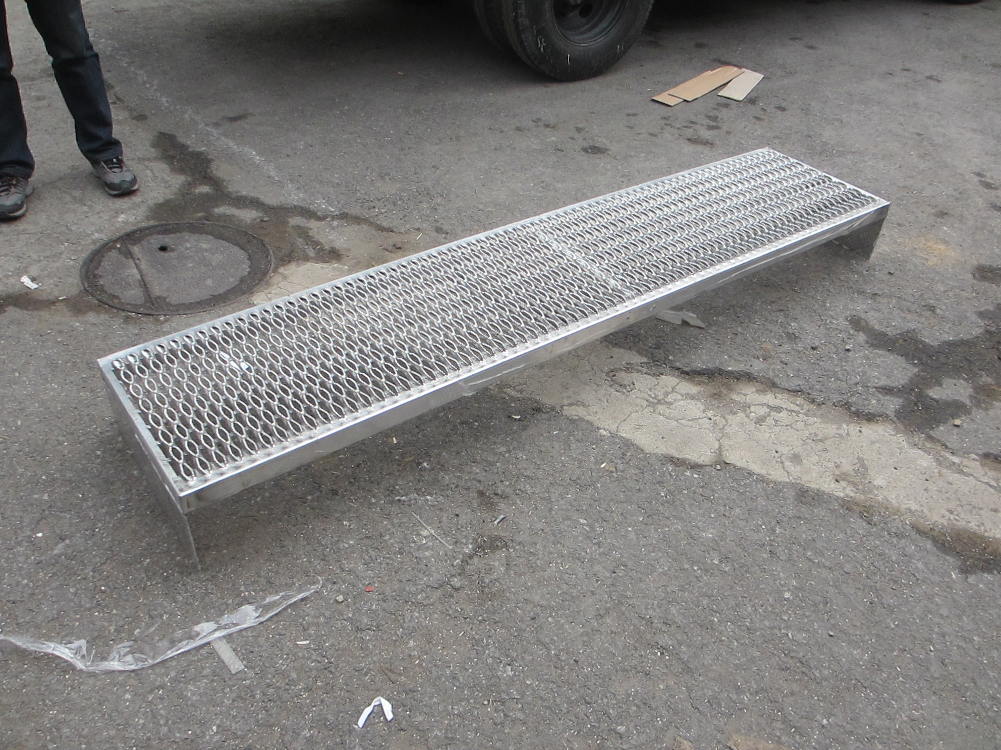 铝合金跳板
