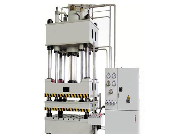 锻造液压机的适用领域及配件附件