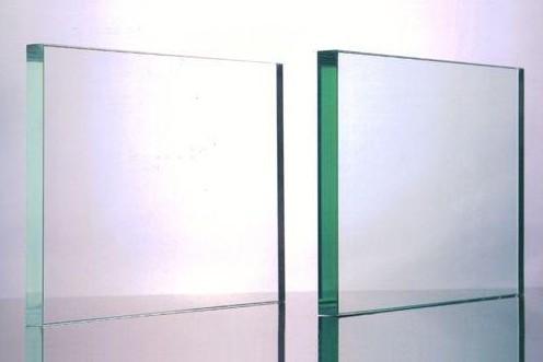白銀防火玻璃