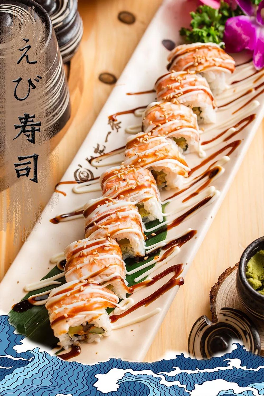 沈阳寿司加盟
