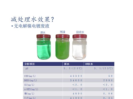廢液減量設備