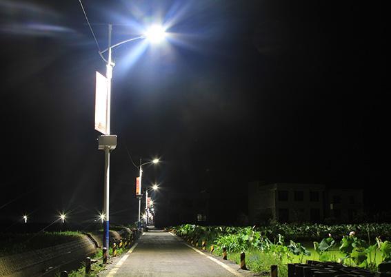柳州农村太阳能路灯