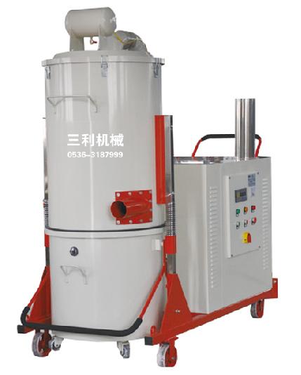 负压工业吸尘系统