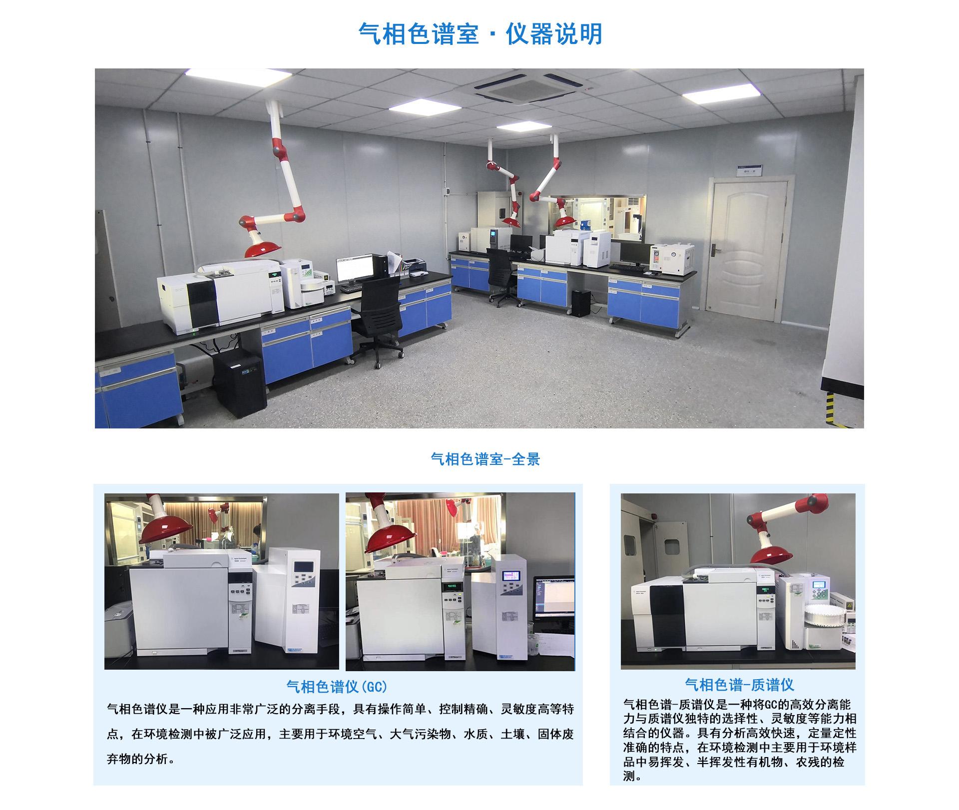 气相色谱室