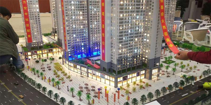 廣西房地產模型