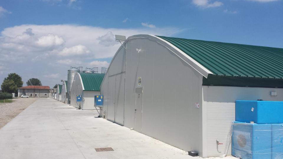 养殖专用直燃暖风机