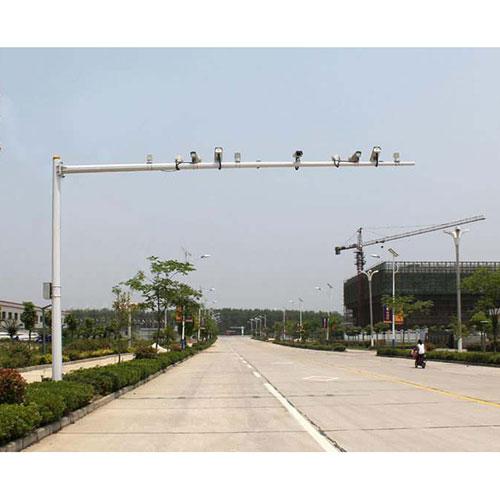 玉林红绿灯杆