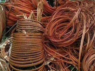 甘肃电线电缆回收