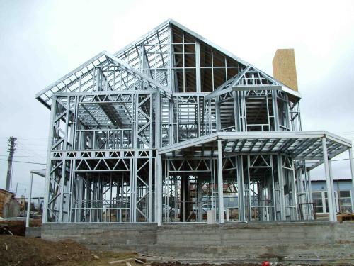 钢结构别墅多少钱一平