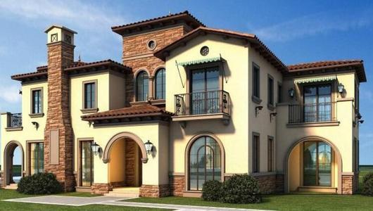 钢结构别墅工程