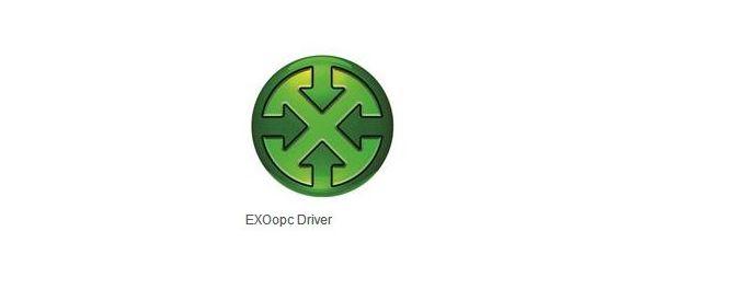 Driver可将EXO控制器连接到支持OPC标准的任何软件