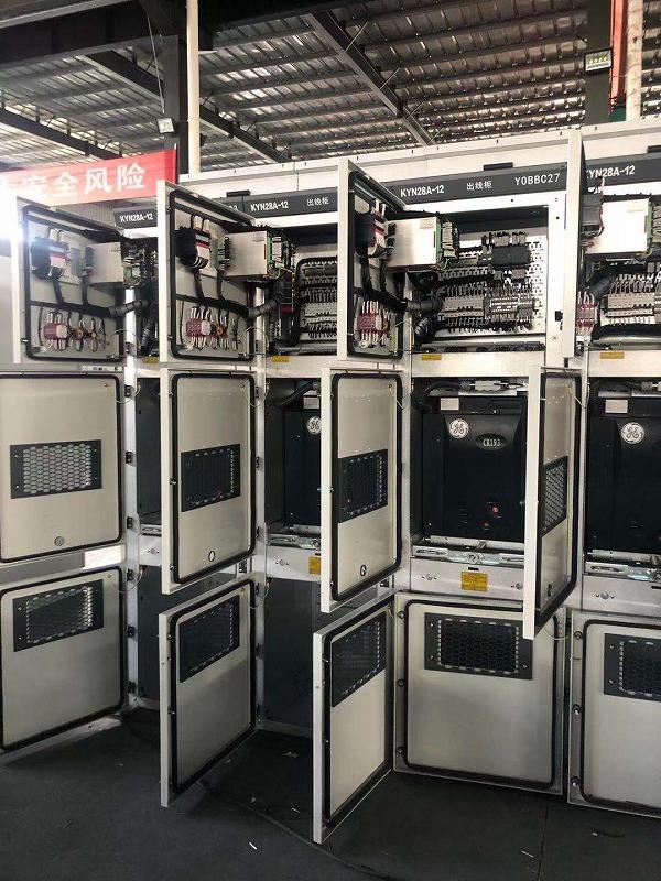 河南KYN28-12高壓柜價格