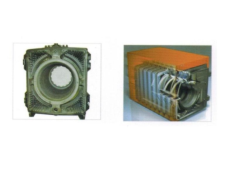 助燃式鑄鐵常壓燃氣鍋爐