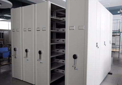 档案室密集柜