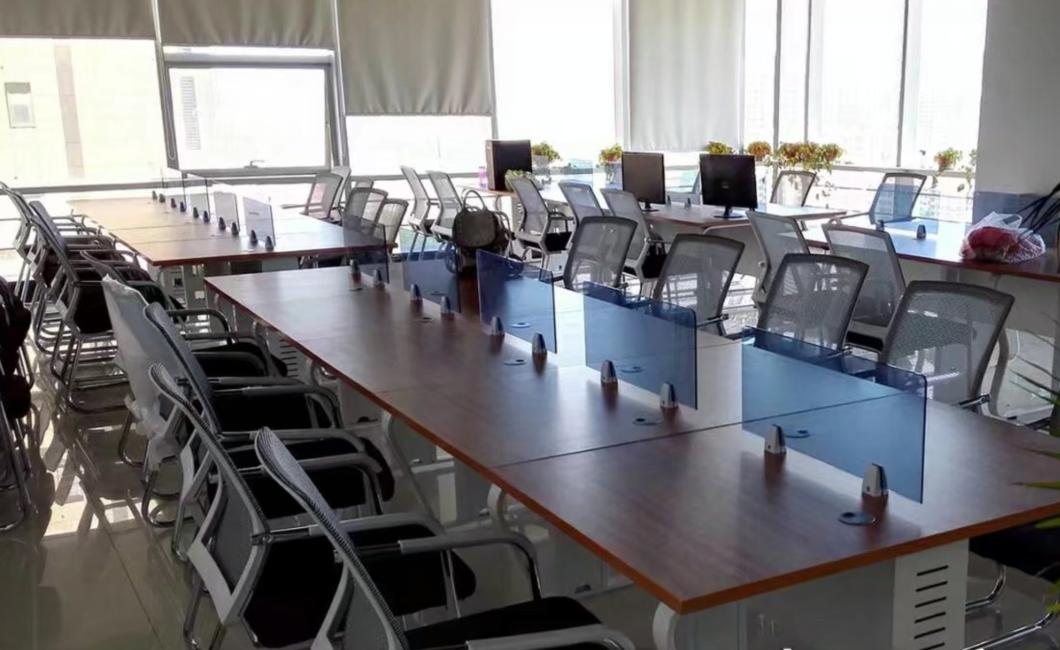 河南板式工位桌