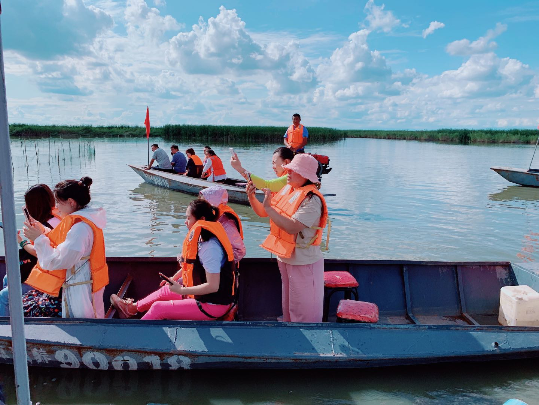 2019年8月27日吉林中石油参观