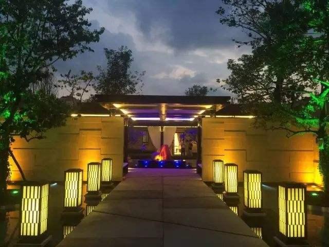 钦州LED城市景观灯