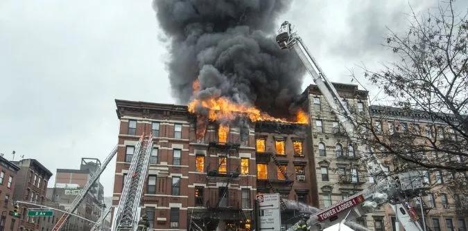 厂房火灾修复