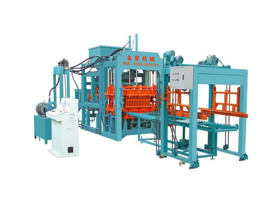 QTY9-15全自动砌块机