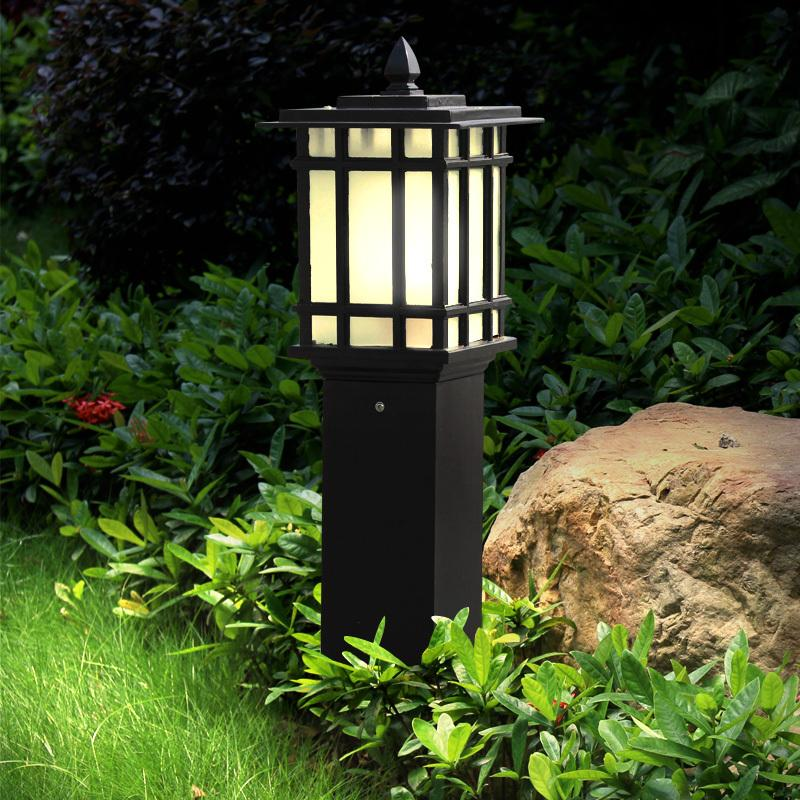 百色LED草坪庭院灯