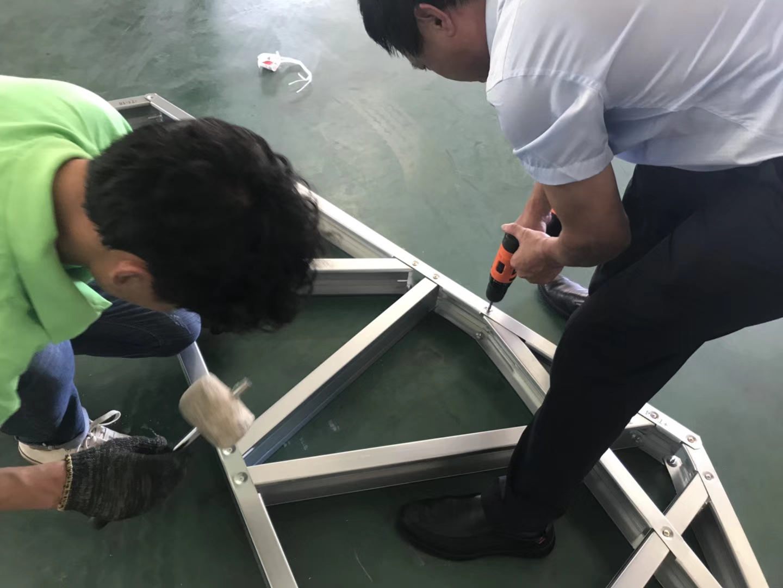 轻钢房屋施工员培训