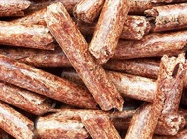 生物质颗粒压块热风炉