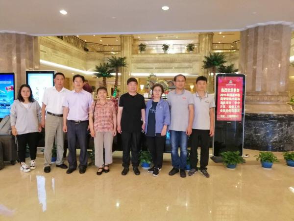 山楂标准化建设2019年6月12日在南昌顺利通过项目组验收
