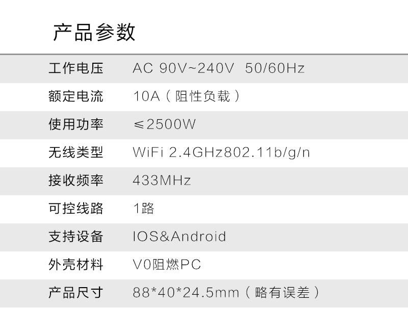 wifi手机远程