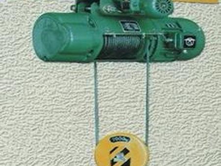 河南钢丝绳电动葫芦