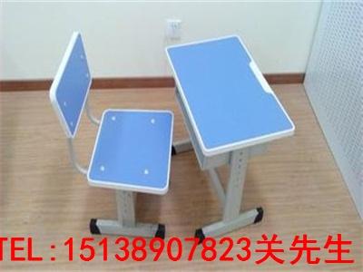 洛阳学生单人钢木课桌椅