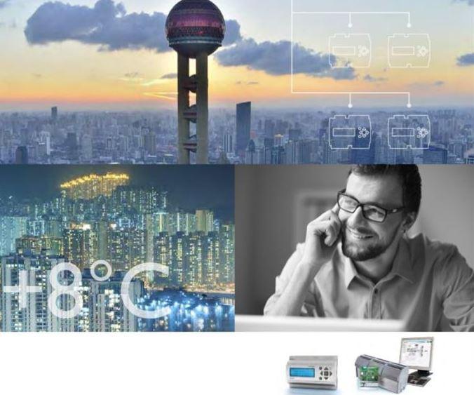 瑞晶 (Regin)系统web的楼宇自动化解决方案