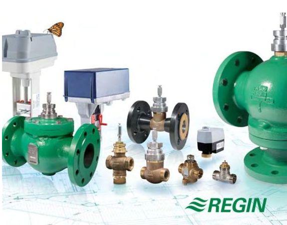 REGIN阀门的精度对节能能耗的高度要求有着重大影响