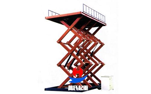 河南升降货梯厂家