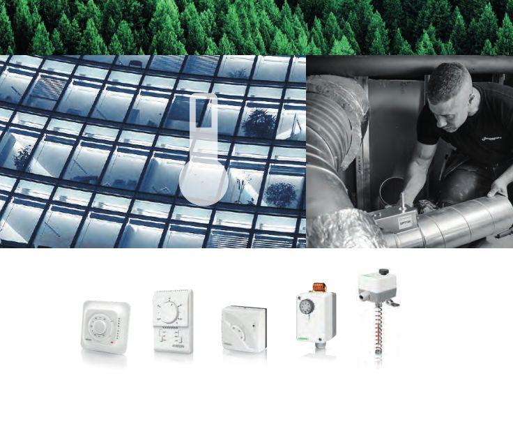 REGIN推出带多种传感器的控制器为新风系统的设计大发展
