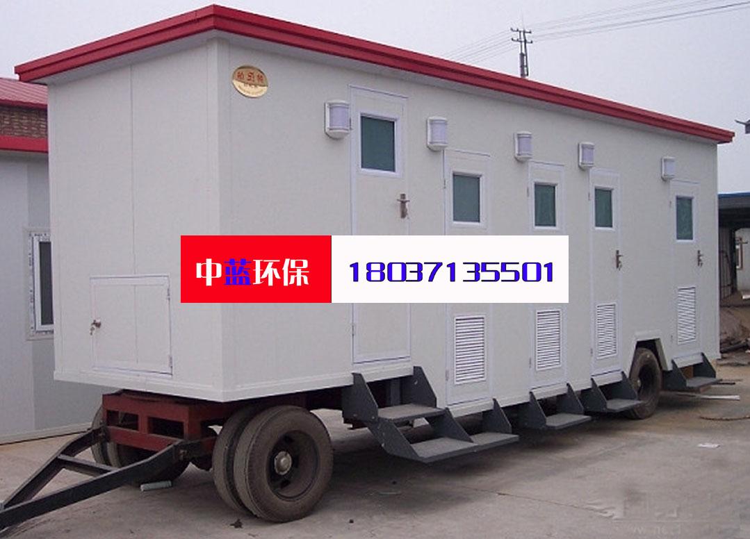 郑州车载移动厕所租赁
