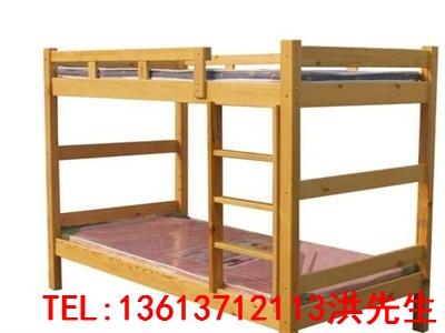 三门峡儿童实木高低床