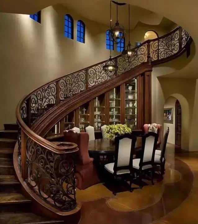 厦门红木楼梯