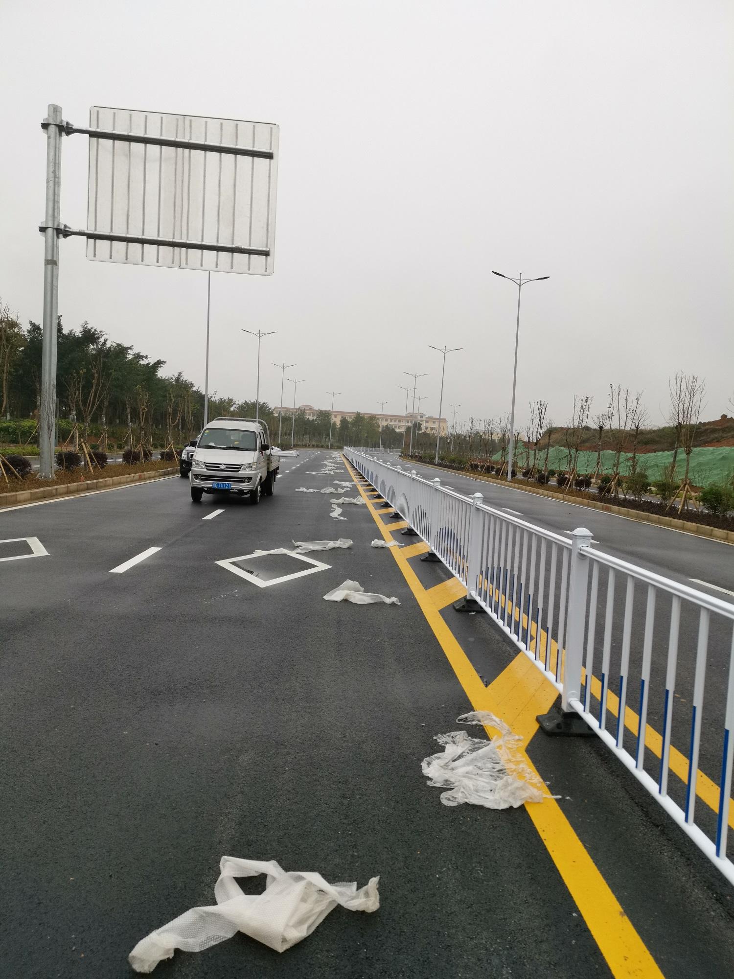 南宁交通道路护栏