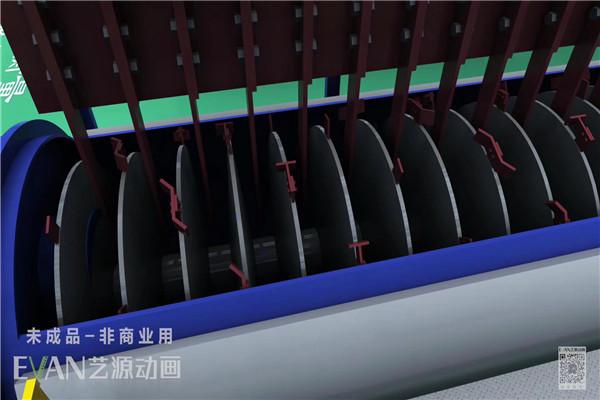 铁路工程动画制作