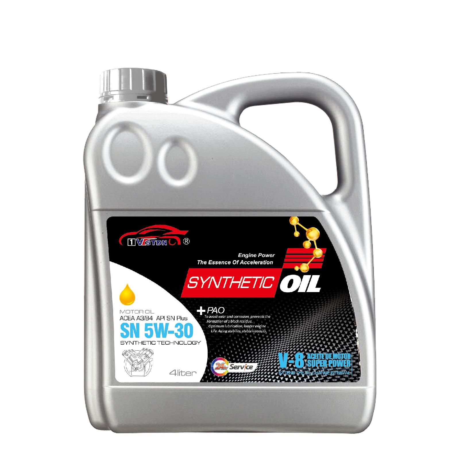潤滑油生產廠家